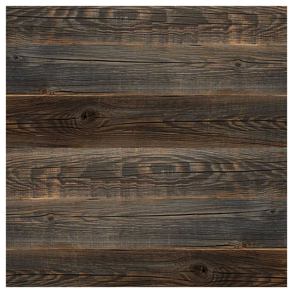 Kontex® Wood time Altholz flat brown